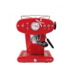 Maquina Cafe ILLY X1 Iperespresso Cor Vermelha
