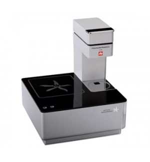 Maquina Cafe ILLY Y11 TOUCH Cor Preto