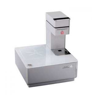 Maquina Cafe ILLY Y11 TOUCH Cor Branco