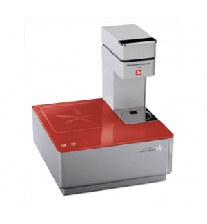 Maquina Cafe ILLY Y11 TOUCH Cor Vermelho