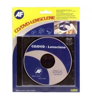 Limpeza Leitores CDs/DVD AF (CD Lensclene) - Pack 1 CD