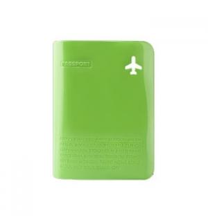 Capa para Passaporte Verde