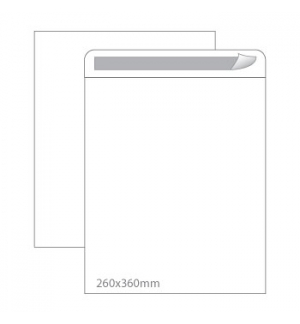 Envelope 260x360mm Cx100un Autodex(14910)(contracapa cartoli