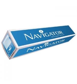 Papel Plotter 90gr 610mmx50mts Navigator (Pack 1 Rolo)