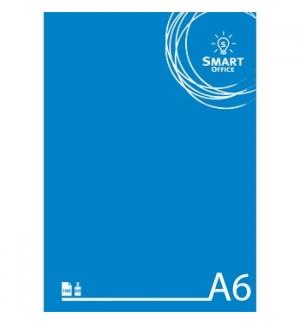 Bloco Notas Smart Office A6 Liso 60gr 100 Folhas