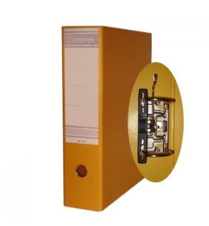 Pasta Arquivo 200AC 350x290x80 S/Cx Amarelo
