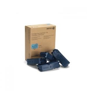 Tinta Solida Xerox 9201/9202/9203 Azul Pack 4 unid