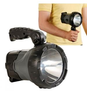 Projector solar de LED 1W recarregvel