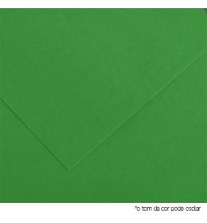 Cartolina 185gr 1 Folha 50x65cm Canson Iris Verde Bilhar