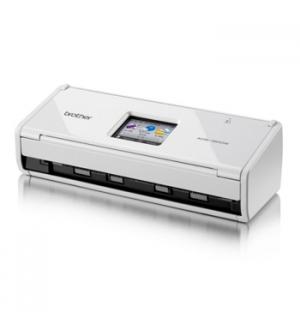 Scanner de Mesa ADS1600W Portatil A4 Cores c/ Duplex