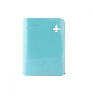 Capa para Passaporte Azul