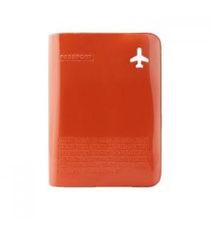 Capa para Passaporte Laranja
