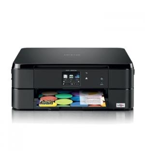 Multifuncoes jacto tinta cores A4 DCP-J562DW