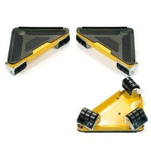 Porta-cargas de mobiliario - carga max. 150kg