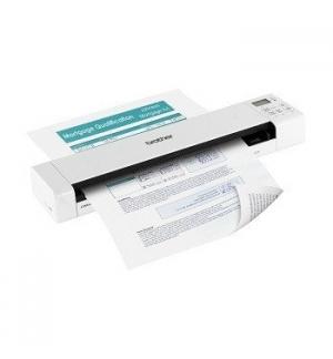 Scanner Portatil A4 Cores Wifi Duplex Bateria e Cartao