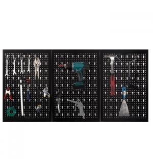 Painel para ferramentas - 120 x 60cm - 3 uni
