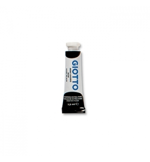 Guache Giotto 75ml Preto - 1un