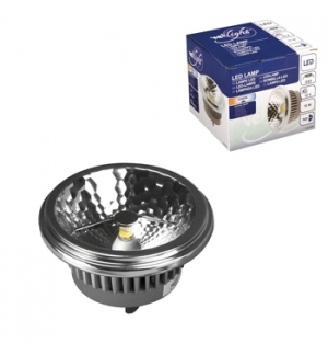 Lampada LED AR111 - G53 - COB 15 W - 5500 K