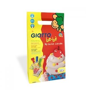 Conjunto Giotto Be-Be Set Brinca e cria Cupcake