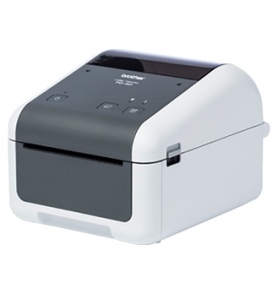 Impressora Etiquetas Talões TD-4520DN USB Serie RJ45