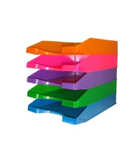 Tabuleiro Porta Documentos Opaco Rosa