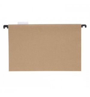 Capa Suspender c/Visor Kraft 400x240mm Folio Prolongado - 1u