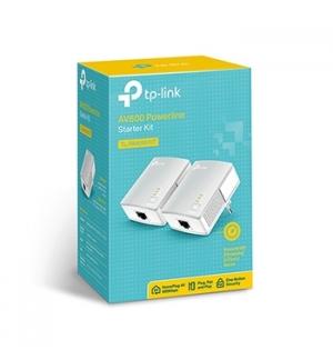 Kit 2 NanoAdap. PowerLine TP-Link AV600 500Mbps Ethernet