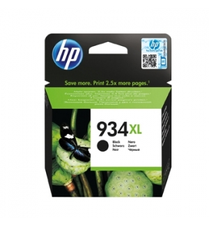 Tinteiro HP 934XL Officejet 6812/6815/6230/6830 Preto