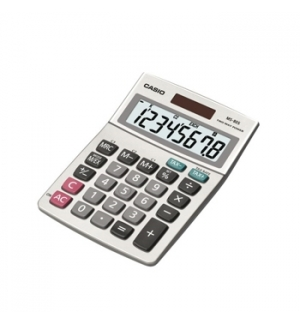Calculadora de Secretaria Casio MS80B 8 Digitos