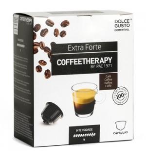 Café Cápsulas CoffeeTherapy Extra Forte DG 16un