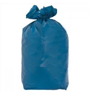 Sacos Lixo 100/120L Azul 20Kg 85x105cm Rolo 20un