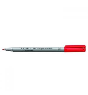 Marcador Nao Perm Medio Lumocolor 10mm 315-2 Vermelho un