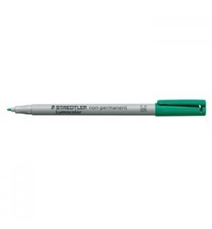 Marcador Nao Perm Medio Lumocolor 10mm 315-5 Verde un