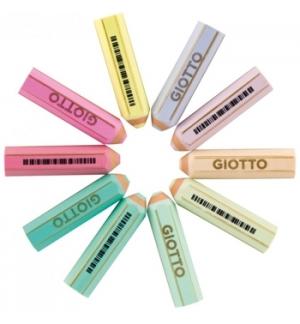Borracha Giotto Happy Gomma Pastel - 1un