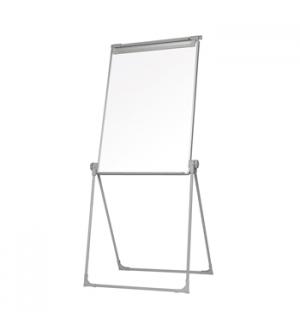 Quadro Branco 70x100cm Ceramica Magnetico aluminio Cinzento