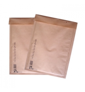 Envelopes Air-Bag Kraft 180x265 N 1 un