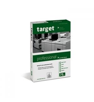 Papel Fotocopia A3 75gr Target Professional 5x500 Folhas