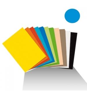 Cartolina 180gr 1 folha 50x65cm Azul Sado (5S)