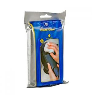 Toalhetes AF para Limpeza de Telefones Pack 25un