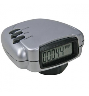 Mini Pedometro Digital c/ 5 Digitos