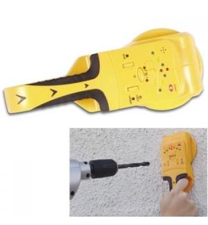 Detector de cablagem pregos p/posterior furacao em paredes