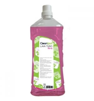 Detergente Lava Tudo Floral Cleanspot (15 Litros)