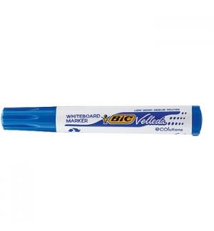 Marcador Quadros Brancos BIC Velleda 1701 azul - 1un