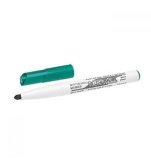 Marcador Quadros Brancos BIC 1741 verde - 1un