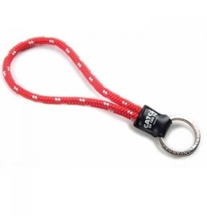 Porta chaves tubular c/argola catchoftheday vermelh/branco