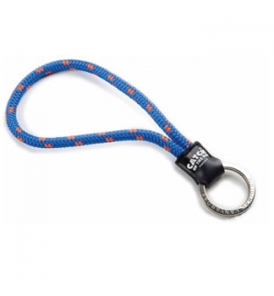 Porta chaves tubular c/argola catchoftheday azul/laranja