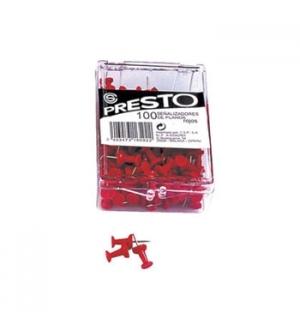 Sinalizadores Presto (100un) Vermelho