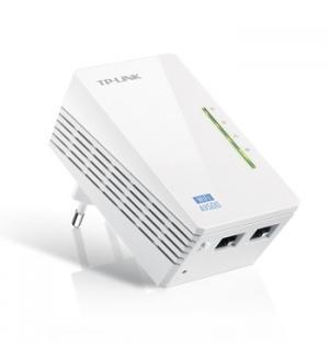 Adaptador PowerLine TP-Link 500Mbps c/Wir N 300Mbps