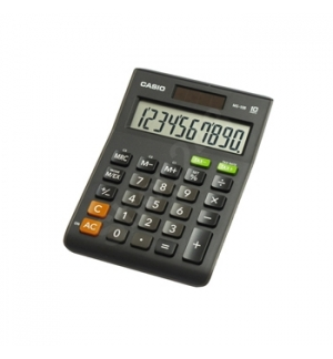 Calculadora de Secretaria Casio MS10B 10 Digitos