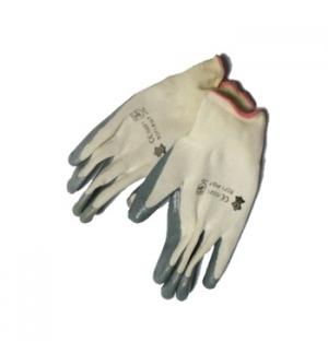 Luvas (Par) Nylon Cinzentas Tamanho 7 (S)